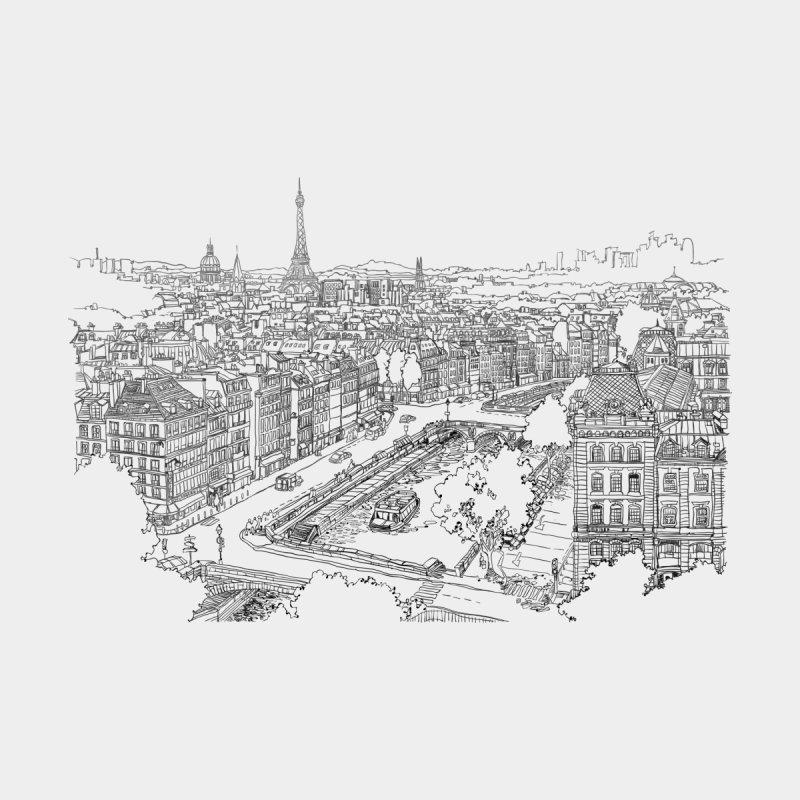 Paris, France by LLUMA Creative Design