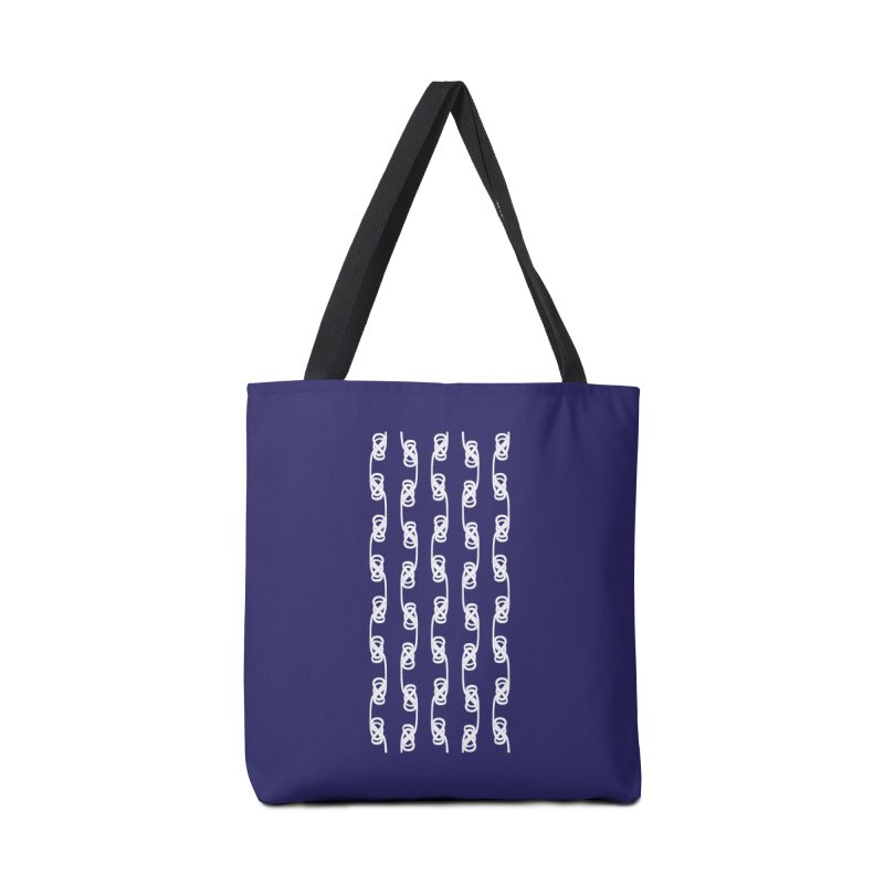 Tie the Hitch Knot Accessories Bag by LLUMA Design