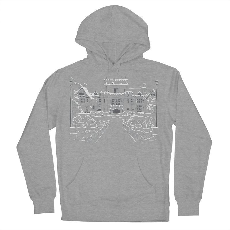 Hatley Castle, BC Men's Pullover Hoody by LLUMA Creative Design