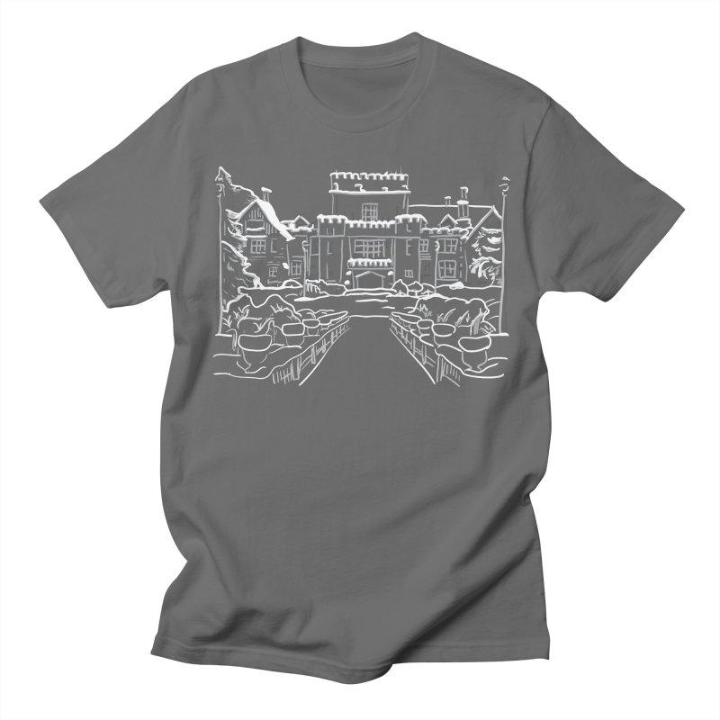 Hatley Castle, BC Women's Unisex T-Shirt by LLUMA Design
