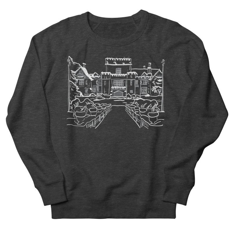 Hatley Castle, BC Women's Sweatshirt by LLUMA Creative Design