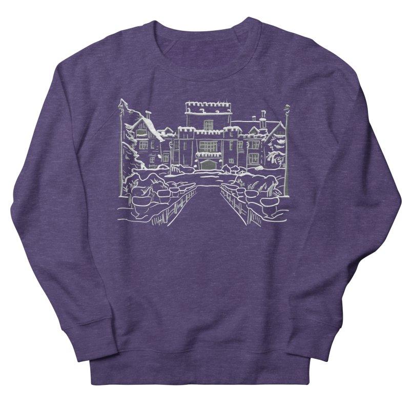 Hatley Castle, BC Women's Sweatshirt by LLUMA Design