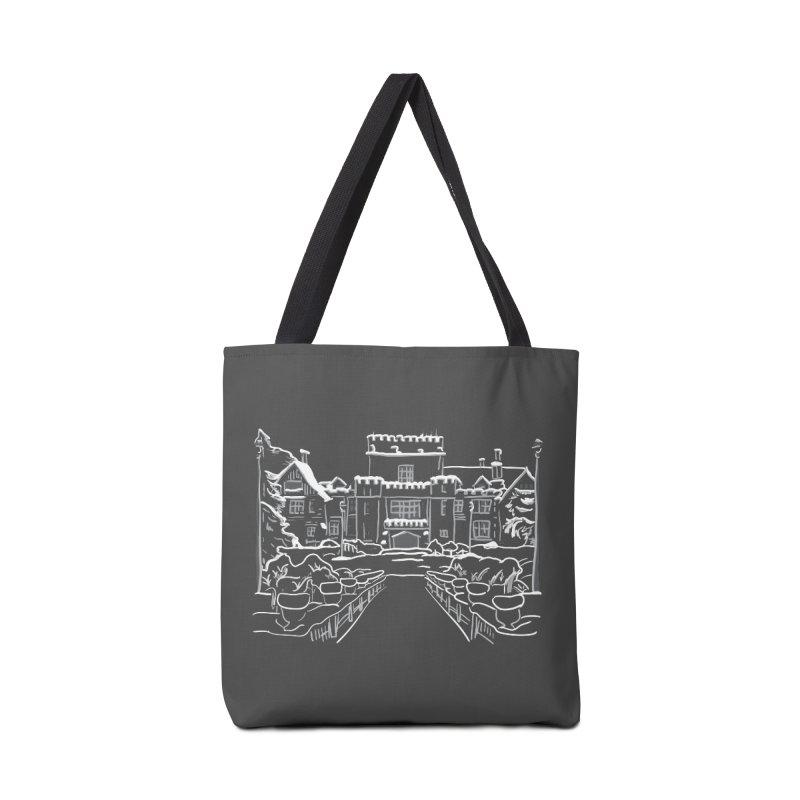 Hatley Castle, BC Accessories Bag by LLUMA Design