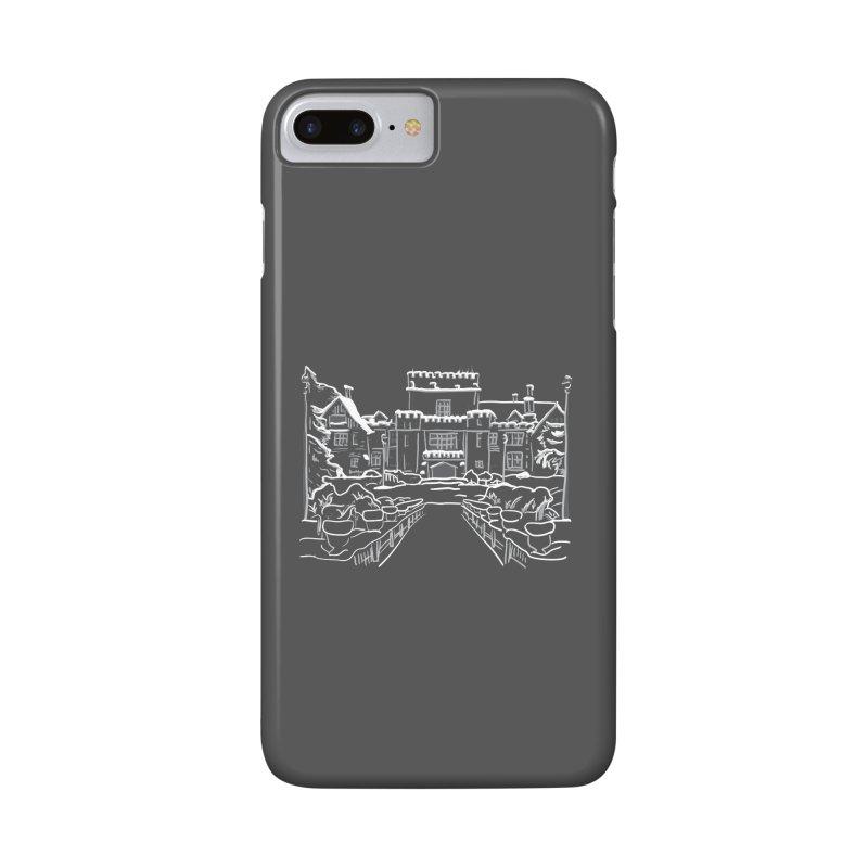 Hatley Castle, BC Accessories Phone Case by LLUMA Design