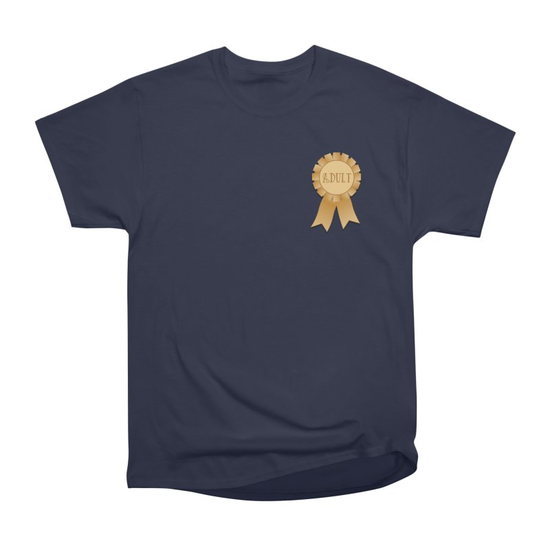 Congratulations on Adulting! Men's Classic T-Shirt by LLUMA Design