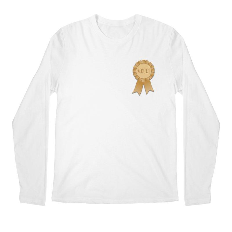 Congratulations on Adulting! Men's Longsleeve T-Shirt by LLUMA Design