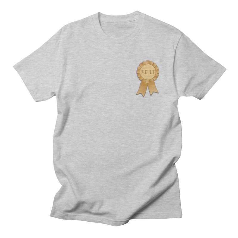 Congratulations on Adulting! Men's T-shirt by LLUMA Design