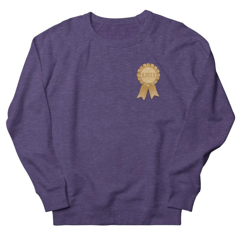 Congratulations on Adulting! Men's Sweatshirt by LLUMA Design