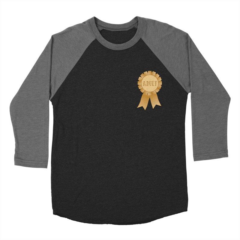 Congratulations on Adulting! Women's Baseball Triblend T-Shirt by LLUMA Design