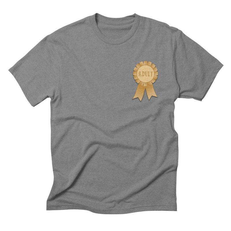 Congratulations on Adulting! Men's Triblend T-shirt by LLUMA Design