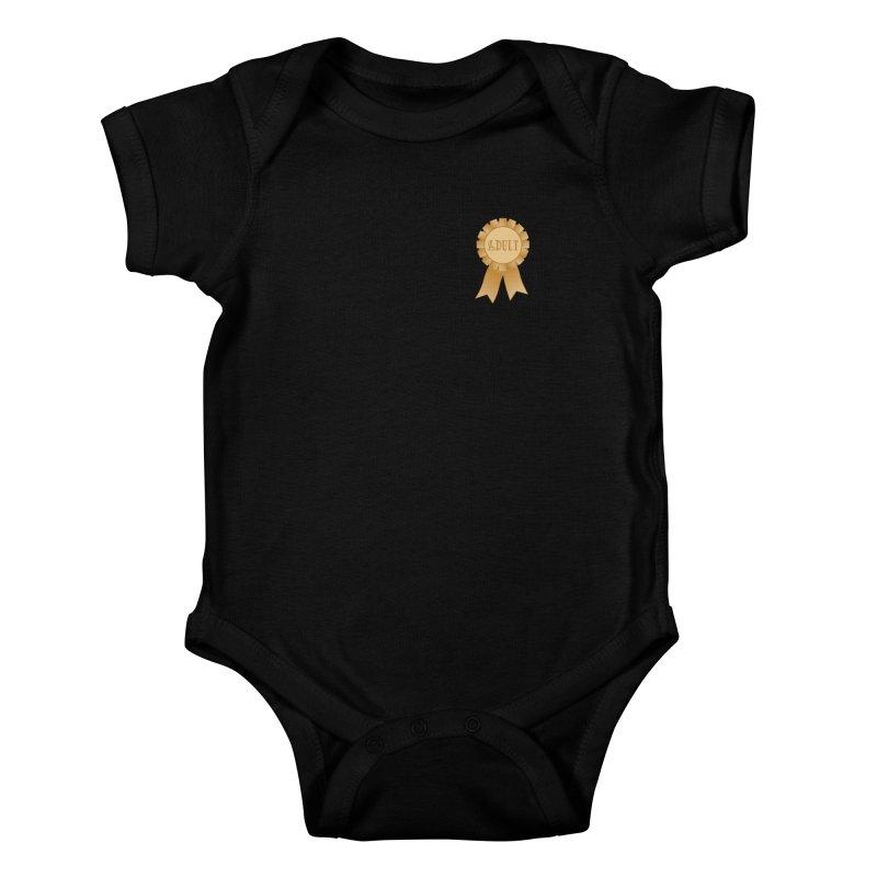 Congratulations on Adulting! Kids Baby Bodysuit by LLUMA Design