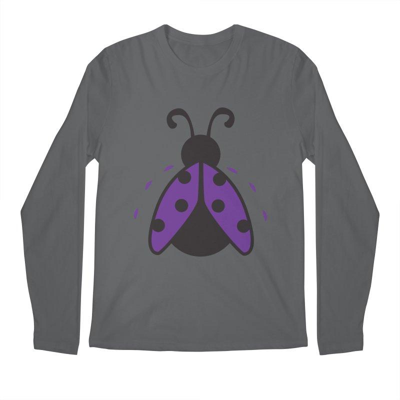 Lady Bug Men's Longsleeve T-Shirt by LLUMA Design
