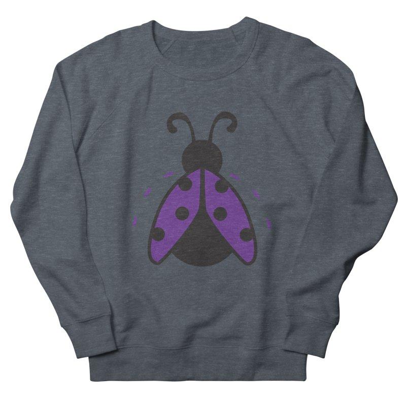 Lady Bug Men's Sweatshirt by LLUMA Design