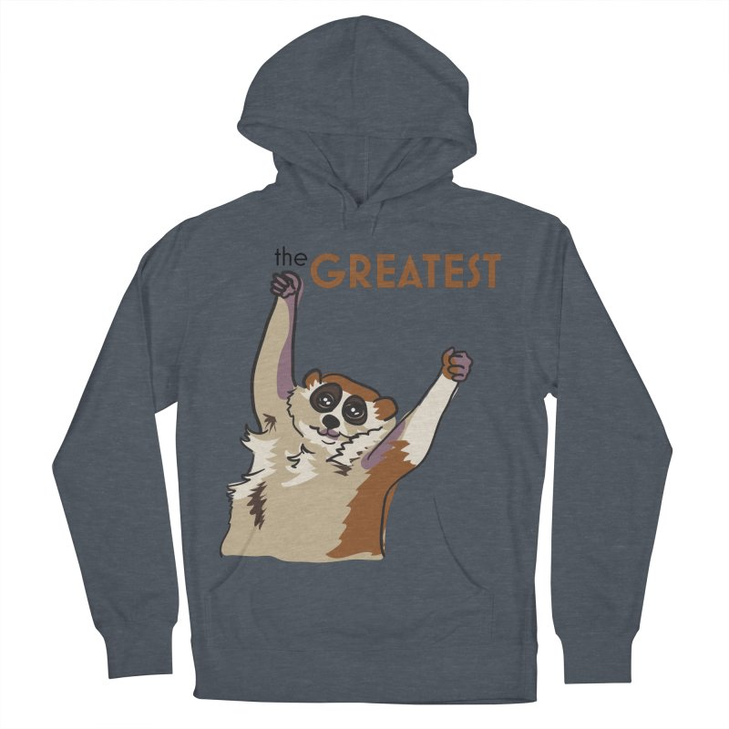 The GREATEST Men's Pullover Hoody by LLUMA Design