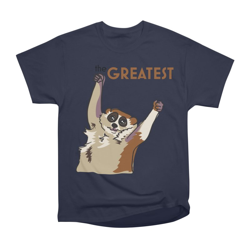 The GREATEST Women's Classic Unisex T-Shirt by LLUMA Design