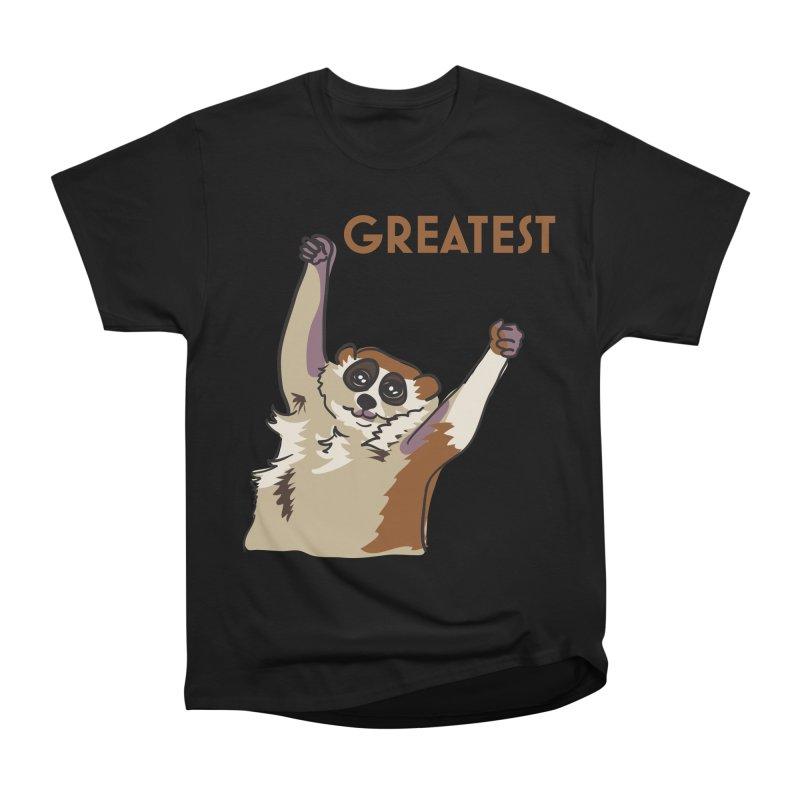 The GREATEST Women's Classic Unisex T-Shirt by LLUMA Creative Design