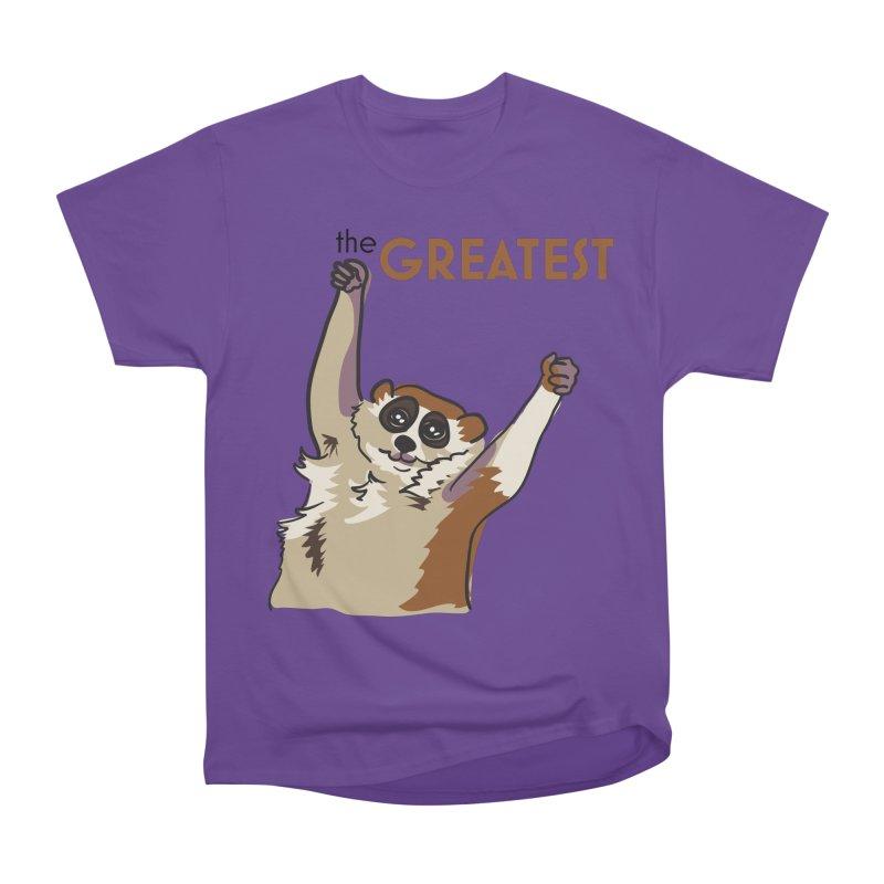 The GREATEST Men's Classic T-Shirt by LLUMA Design