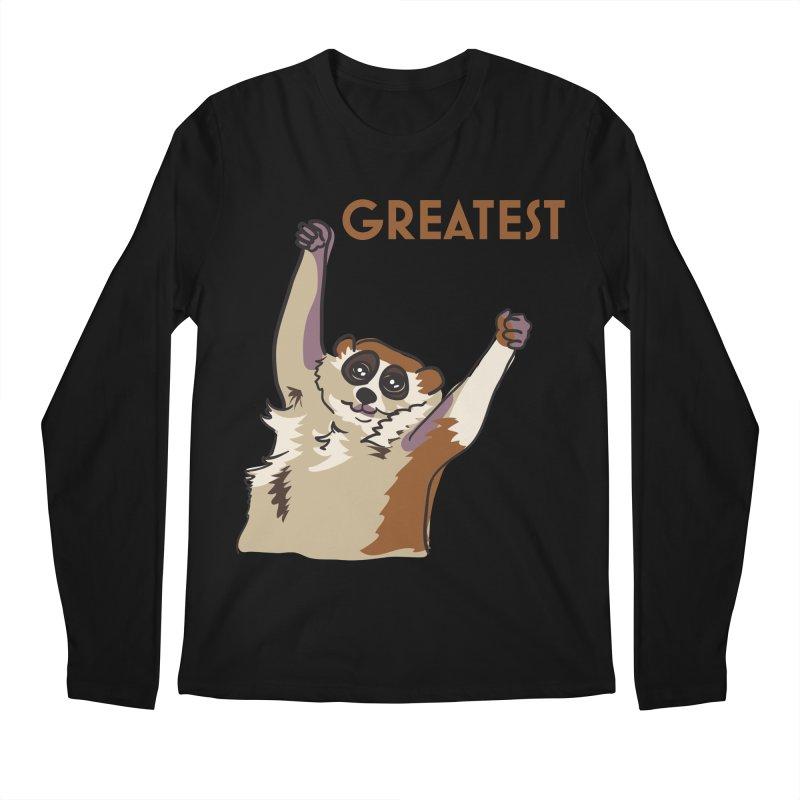 The GREATEST Men's Longsleeve T-Shirt by LLUMA Design