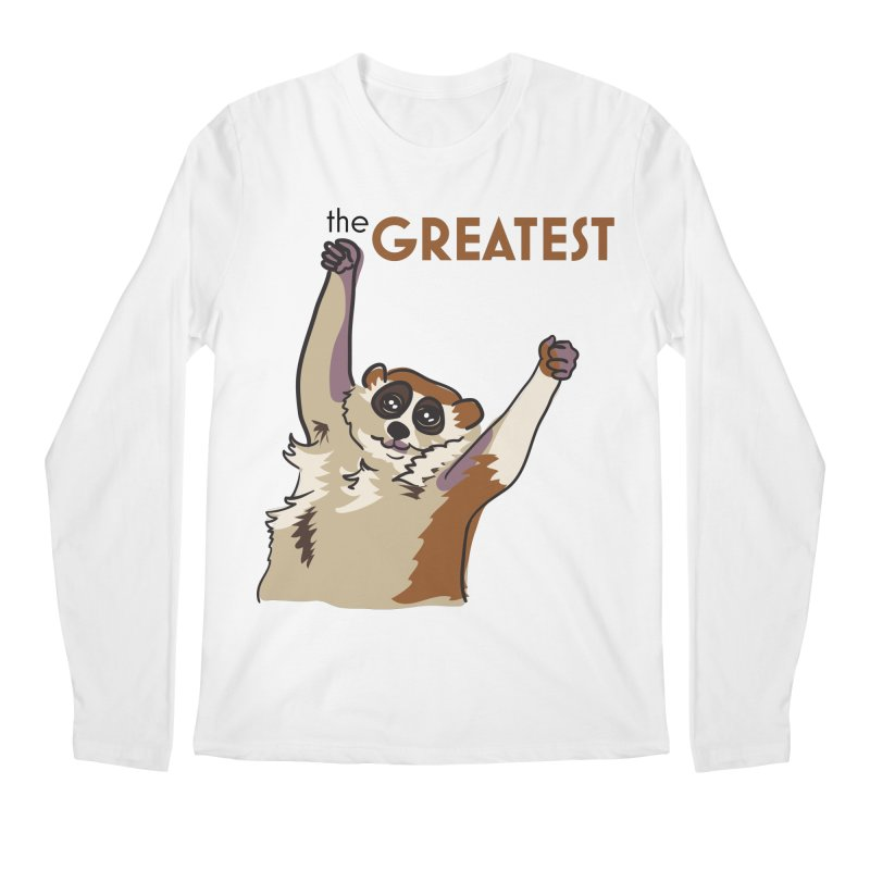 The GREATEST Men's Longsleeve T-Shirt by LLUMA Creative Design