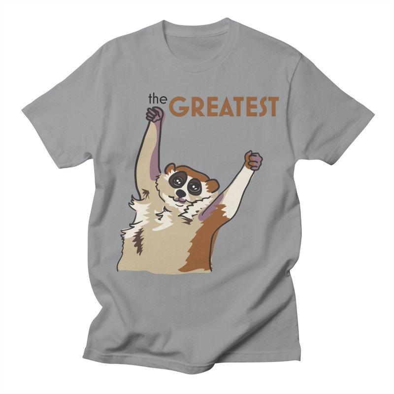 The GREATEST Men's T-Shirt by LLUMA Design