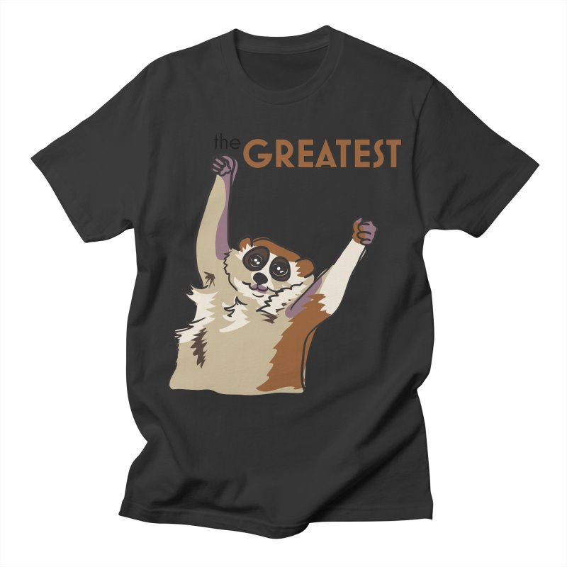 The GREATEST Women's Unisex T-Shirt by LLUMA Creative Design