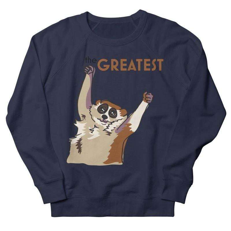 The GREATEST Women's Sweatshirt by LLUMA Creative Design