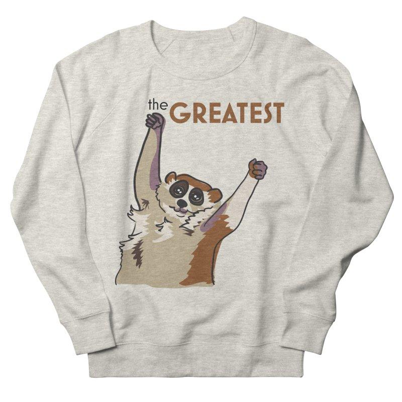 The GREATEST Women's Sweatshirt by LLUMA Design