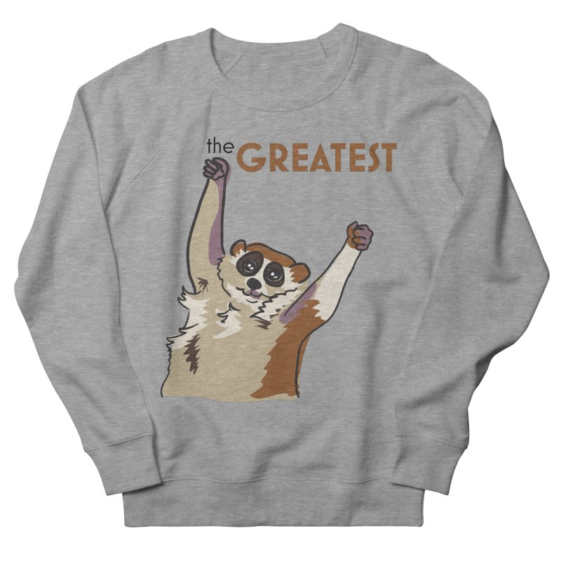 The GREATEST Men's Sweatshirt by LLUMA Creative Design