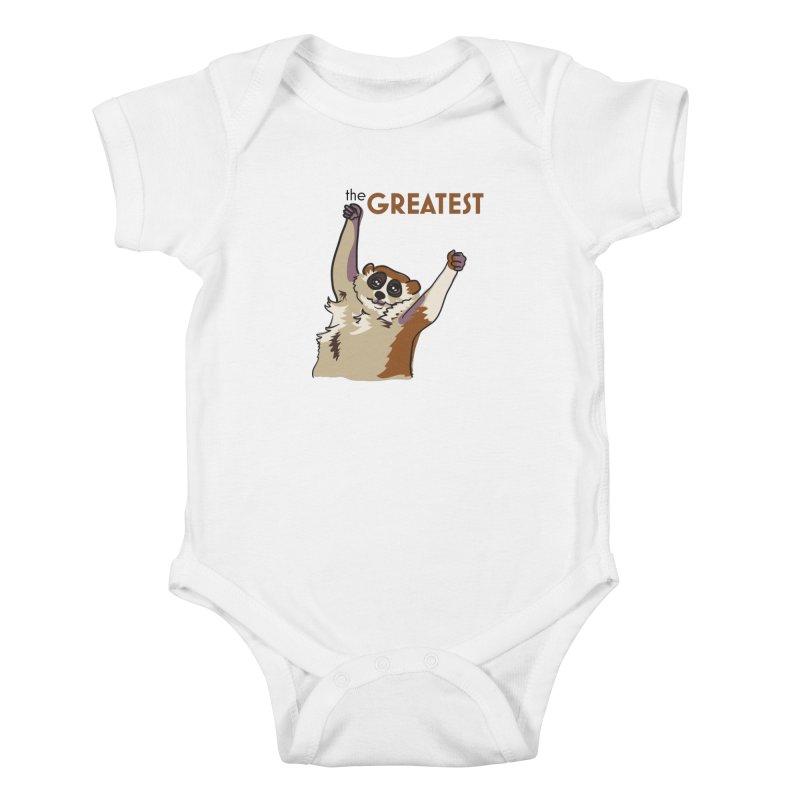 The GREATEST Kids Baby Bodysuit by LLUMA Creative Design
