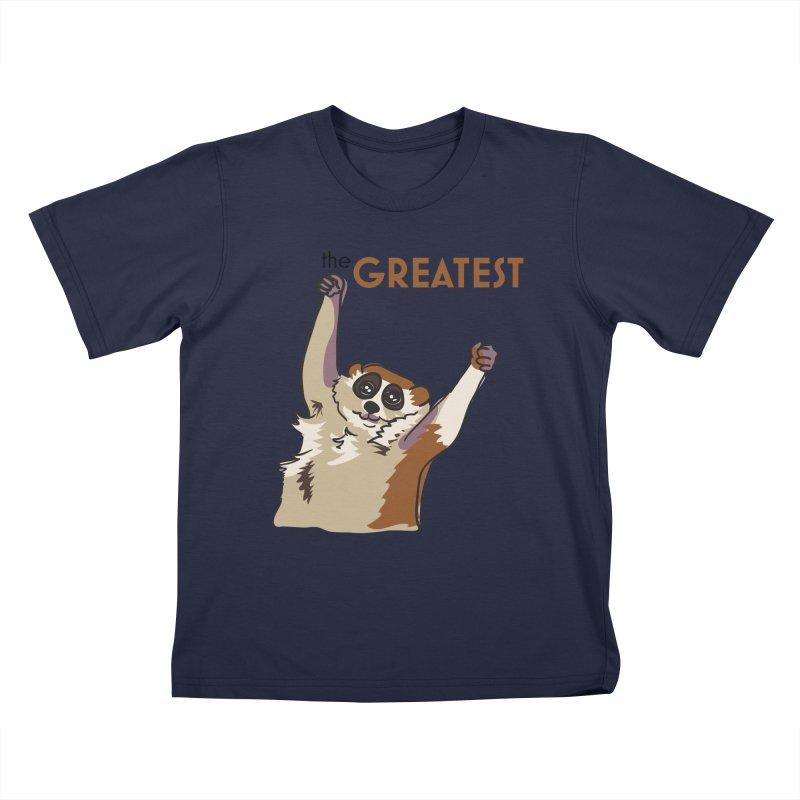 The GREATEST Kids T-Shirt by LLUMA Creative Design