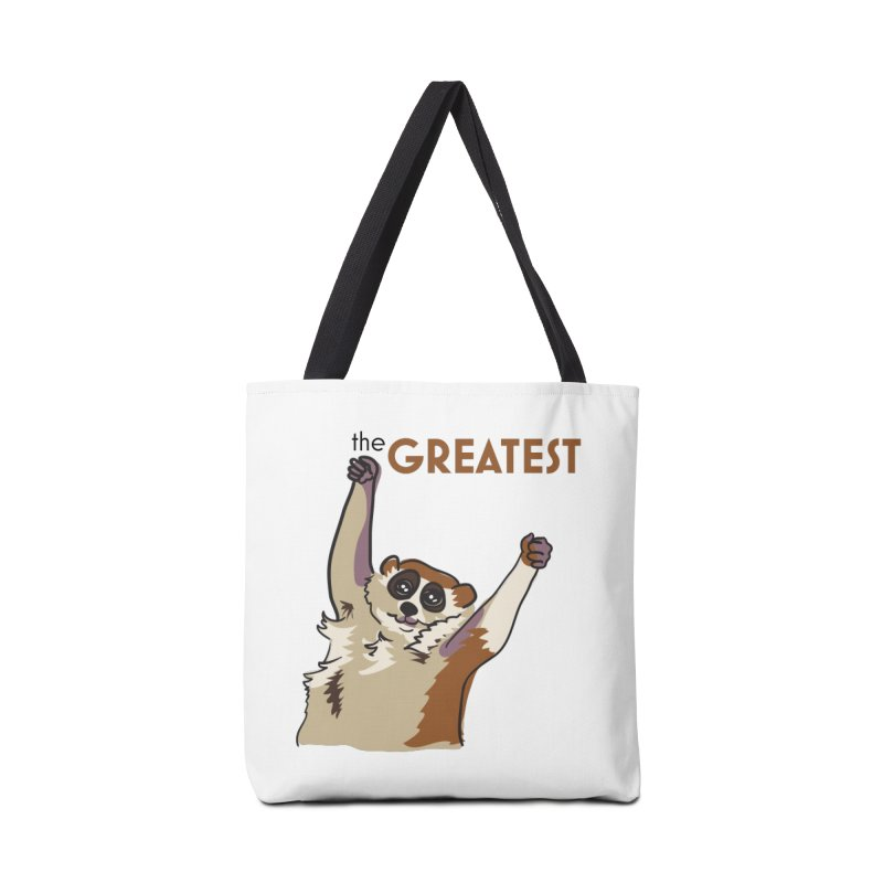 The GREATEST Accessories Bag by LLUMA Creative Design