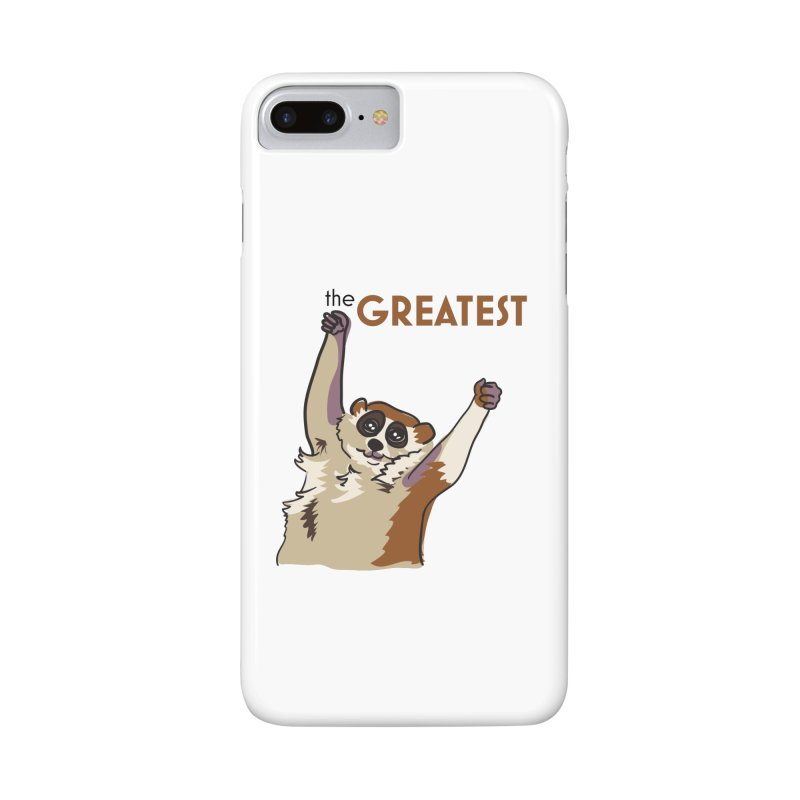 The GREATEST Accessories Phone Case by LLUMA Design