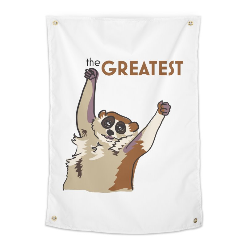 The GREATEST Home Tapestry by LLUMA Design