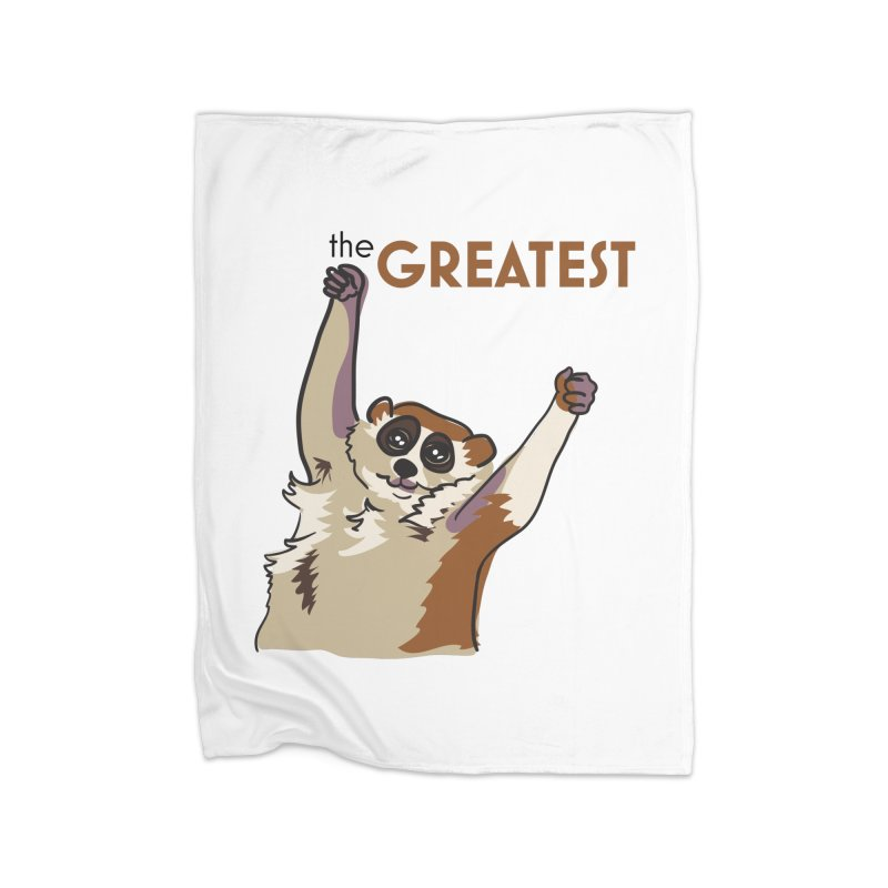 The GREATEST Home Blanket by LLUMA Creative Design