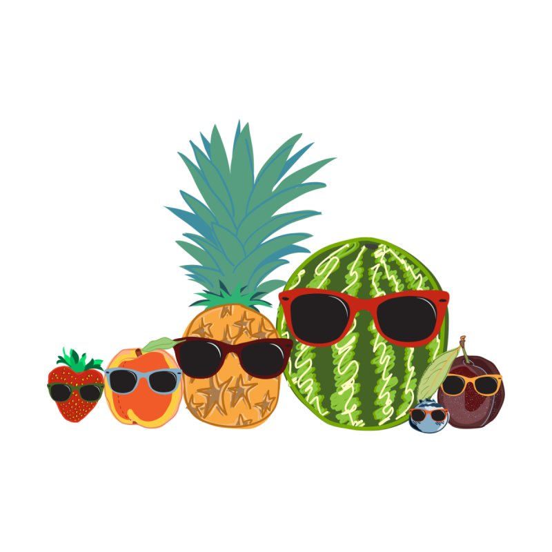 Fruit Party None  by LLUMA Design