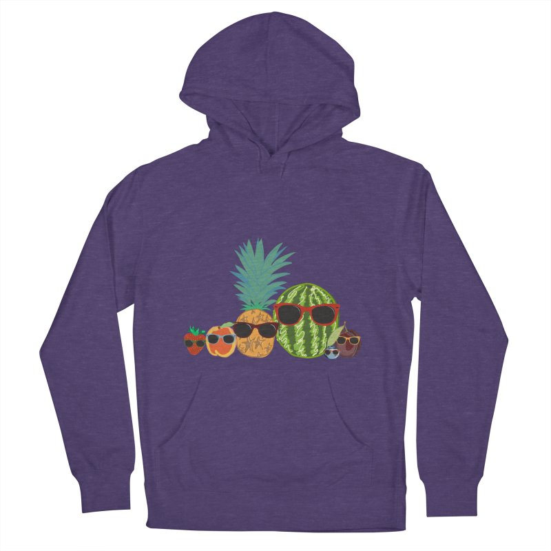 Fruit Party Women's Pullover Hoody by LLUMA Design