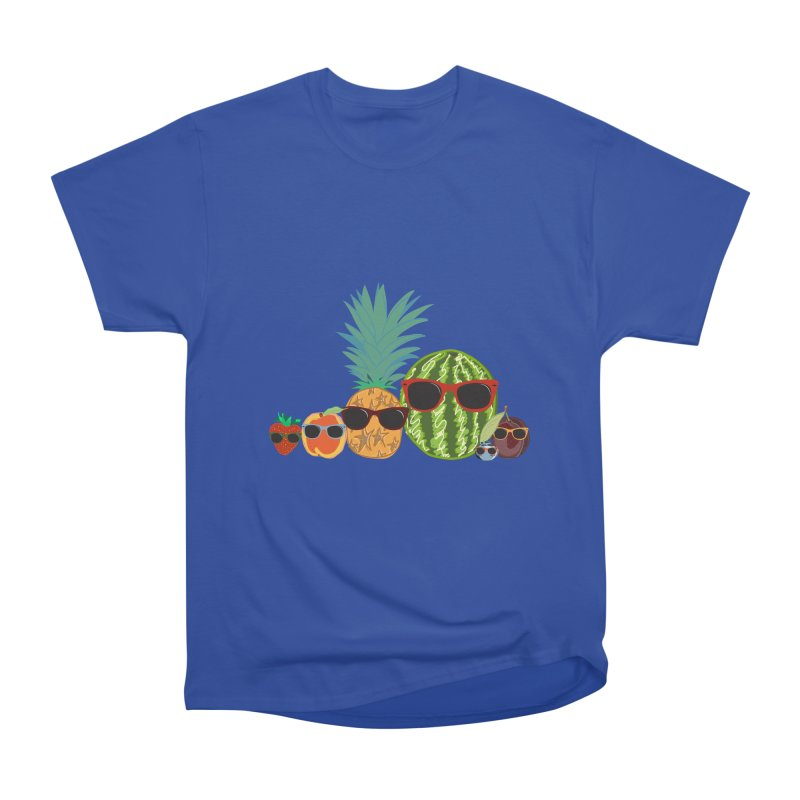Fruit Party Men's Classic T-Shirt by LLUMA Design