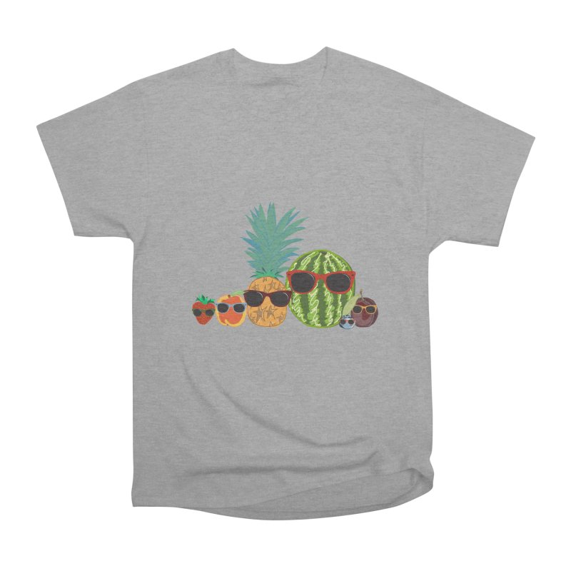 Fruit Party Women's Classic Unisex T-Shirt by LLUMA Design