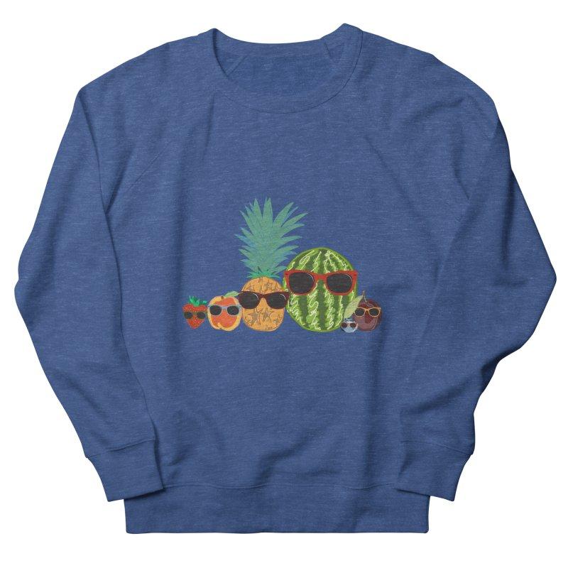 Fruit Party Women's Sweatshirt by LLUMA Design