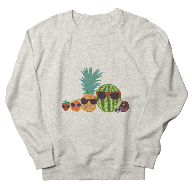Fruit Party Men's Sweatshirt by LLUMA Design