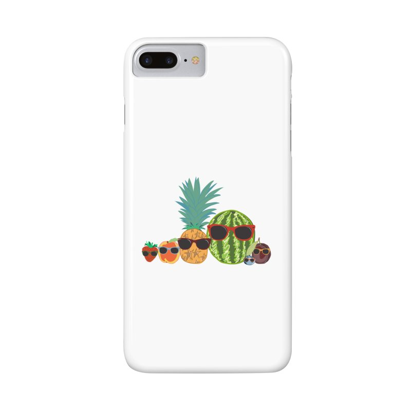 Fruit Party Accessories Phone Case by LLUMA Design