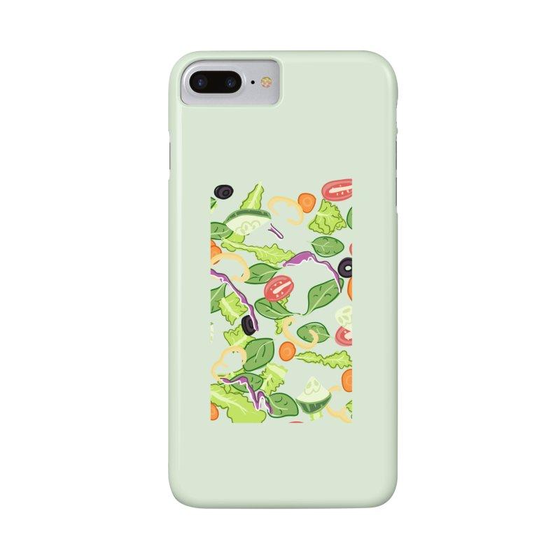 Tossed Salad Accessories Phone Case by LLUMA Design