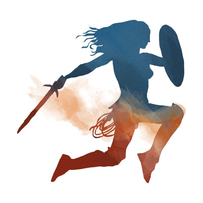 Wonder Woman by LLUMA Design