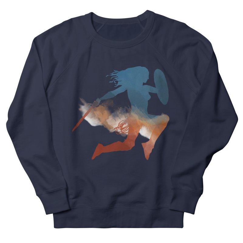 Wonder Woman Women's Sweatshirt by LLUMA Design