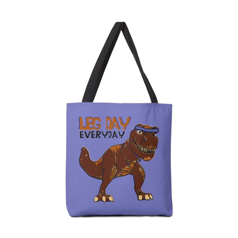 Leg Day Everyday Accessories Bag by LLUMA Creative Design