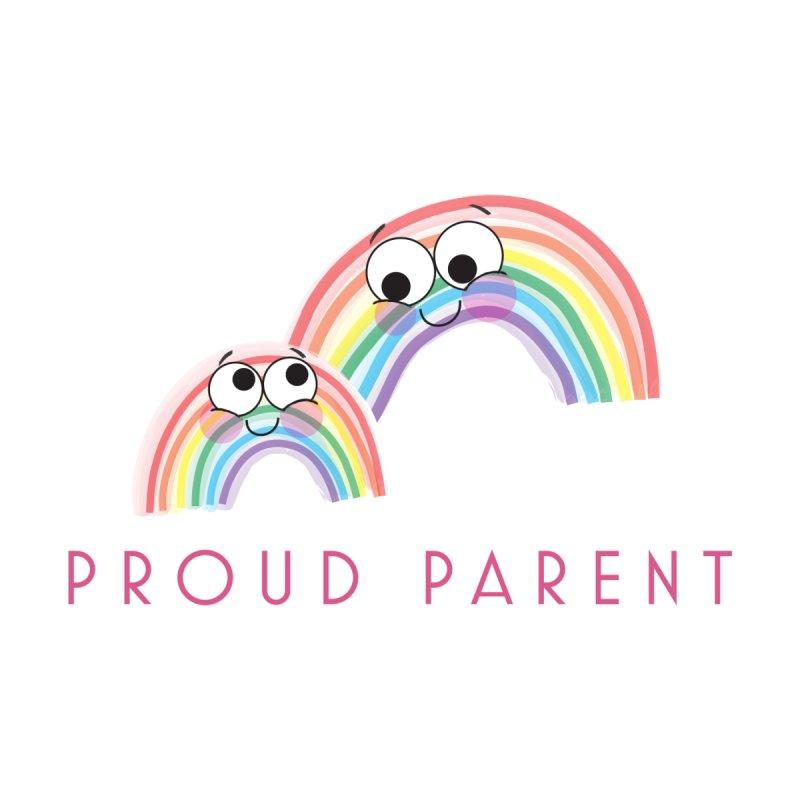 Proud Parent Men's Sweatshirt by LLUMA Creative Design