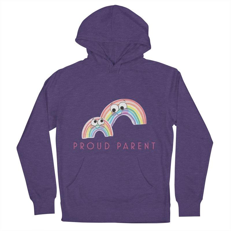 Proud Parent Women's Pullover Hoody by LLUMA Creative Design