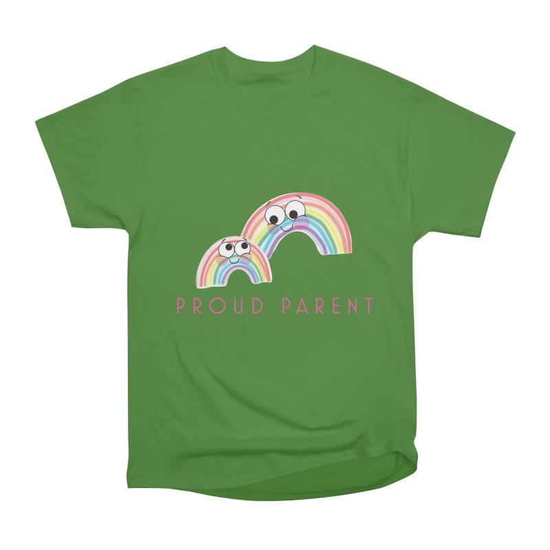 Proud Parent Women's Classic Unisex T-Shirt by LLUMA Creative Design