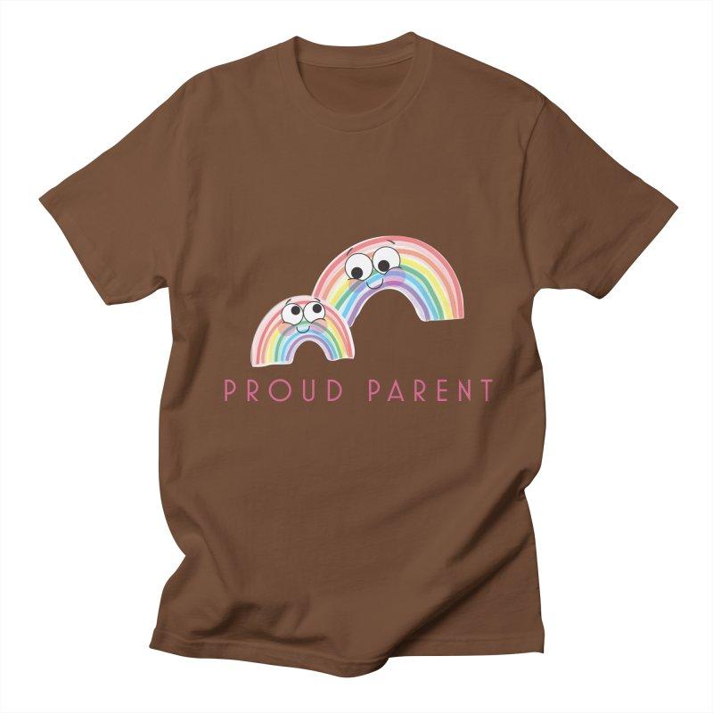 Proud Parent Women's Unisex T-Shirt by LLUMA Creative Design