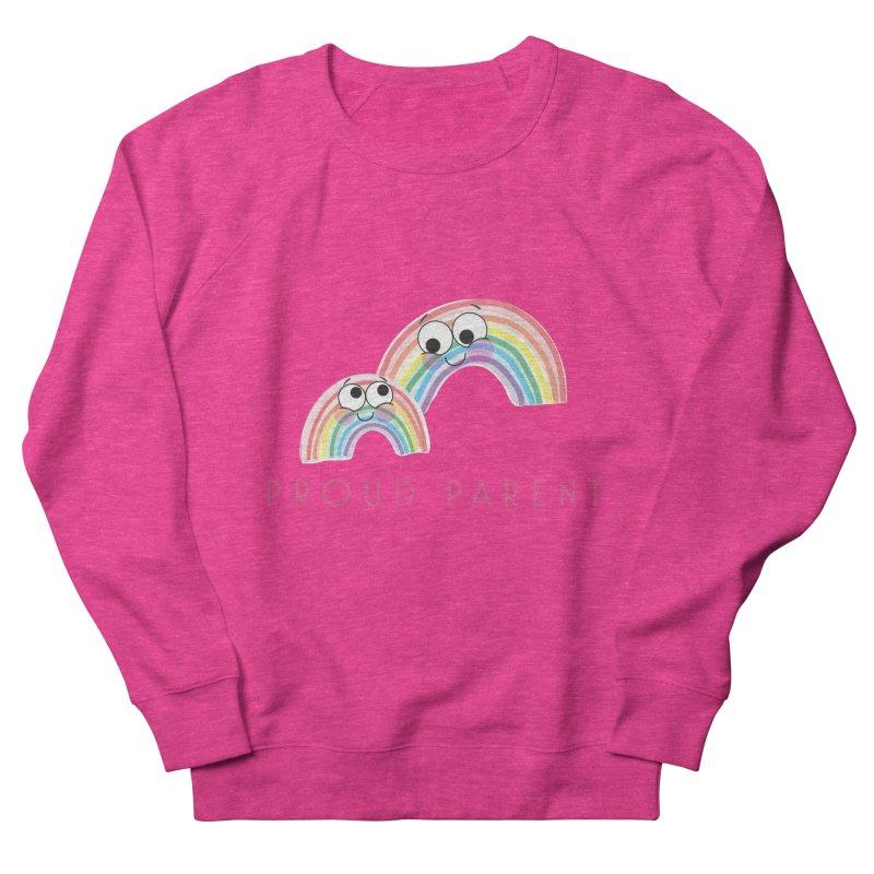 Proud Parent Women's Sweatshirt by LLUMA Creative Design